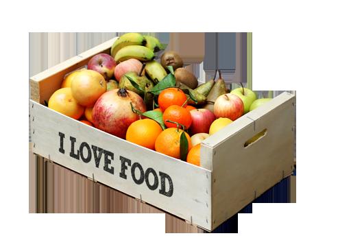 caja de fruta 100 ecolgica - Cajas Fruta