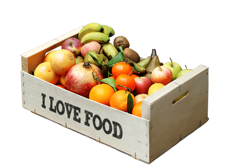 Caja fruta ecológica a domiciio en Barcelona