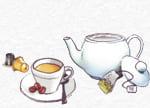 cafe, te