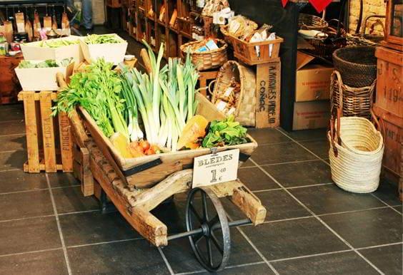 Tienda de productos ecológicos en Barcelona
