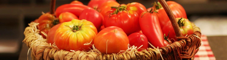 Tomates rústicos ecológicos de I Love Food